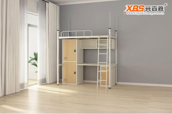 单人位公寓床XBS01