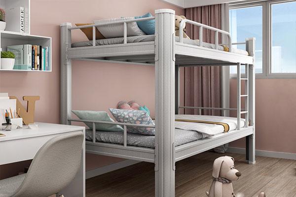 上下双层公寓床XBS14款,公寓床、上下床、双层床