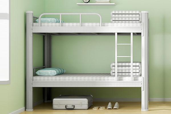 双人上下床公寓床XBS16款,深圳公寓床,公寓床生产厂家