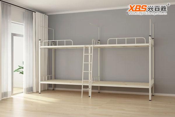 四人位双层床,上下床XBS17款,深圳双层床、双层床生产厂家